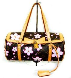 Louis Vuitton Cherry Blossom Papillon Hand Shoulder Bag. Get one of the hottest styles of the season! The Louis Vuitton Cherry Blossom Papillon Hand Shoulder Bag is a top 10 member favorite on Tradesy. Save on yours before they're sold out!