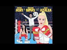 Brand new Iggy Azalea!     Steve Aoki & Angger Dimas feat Iggy Azalea - Beat Down