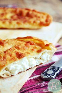 Τυρόπιτες Τηγανιού - Greek Cheese Pastry