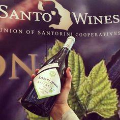 #Santorini #WineTour