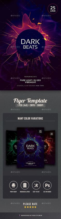 Halloween Zombie Party Flyer Template PSD #design Download http - zombie flyer template