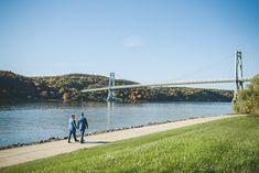 10/19 Hudson River, Bridge, Bridge Pattern, Bridges, Attic, Bro