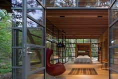 | Dwell. Small and functional is key
