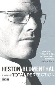 In Search of Total Perfection: Heston Blumenthal, Howard Blumenthal: 9781408802441: Amazon.com: Books