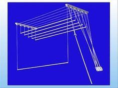 Stendibiancheria Gimi Lift 140 cm. 100x43 - 6 metri per stendere in Casa, arredamento e bricolage, Altro casa e bricolage | eBay
