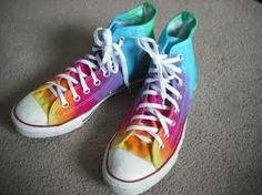 multicolor converse