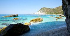 Petanoi Beach, Kefalonia GR Greece, Beach, Water, Outdoor, Color, Greece Country, Gripe Water, Outdoors, The Beach