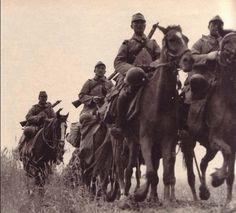 Japan cavalry,ww2