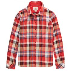 Timberland - Women's Sudbury River Check Shirt