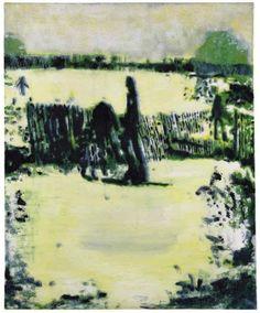 Peter Doig (British, b. 1959), Olin MK4, 1995. Oil on canvas, 56...