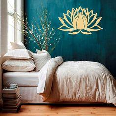 Lotus Wall print