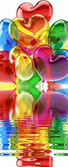 Xtoriasdacarmita: As cores da minha vida