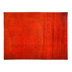 """12'1""""x9'1"""" Handmade Vibrance Rug Red Area Rugs ($5,946) ❤ liked on Polyvore"""