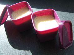 Crème aux oeufs dans le micro vap'