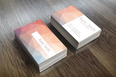 Check out Modern Business Card by annago on Creative Market