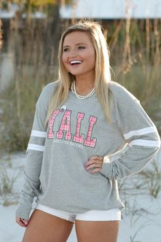 "It's BACK & Better than ever! Our best selling ""Y'all"" design is now available on our crazy SOFT & comfy Grey Tri Blend - V-Neck Jersey! Check it out at WWW.JADELYNNBROOKE.COM"