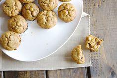 Flourless Banana & Almond Butter Muffins