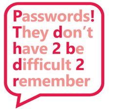 14 password ideas that are both strong AND easy to remember. Start securing your accounts from hackers today! Password Manager, Password Ideas, Staying Safe Online, Stay Safe, Create Strong Password, Good Passwords, Cyber Safety, Dictionary Words