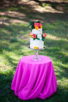 Bright Bold Wedding