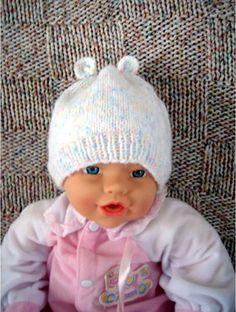 New Born Teddy Bear Hat. Preemie BabiesNewborn ... 007485dab108