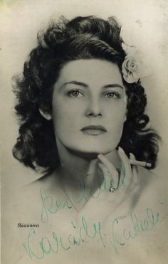 Karády Katalin 1940, Legendary Sex Symbol