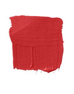 Fine Paints of Europe Tulip Red 1001  - Color chosen by designer Suzanne Tucker to paint the door.