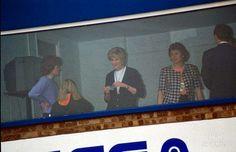 Lady Sarah and Princess Diana 1993