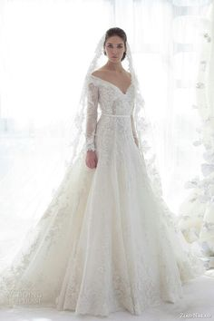 Ziad Nakad | wedding inspirasi! Absolutely love this dress!!