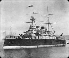 The Black Sea Battleship Twelve Apostles (1888/92).  The 12 Apostles) was that peculiarly Russian invention, a Black Sea battleship. These were deliberately small (less than 9,000 tons versus 10-12,000 for Russia's oceangoing battleships) and medium-performance ships. They were developed for economy of operation, for intimidating the Turks and potentially rebellious indigenous people of the Black Sea basin.