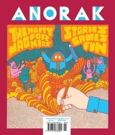 Anorak Magazine - Issues - DRAWING