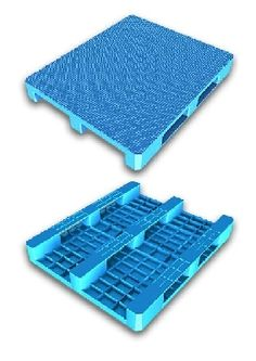 Hygienic europallets certified for the food and pharmaceutical industries Pallet Manufacturers, Plastic Pallets, Plastic Containers, Old Things, Industrial, Runners, Food, Hallways, Industrial Music