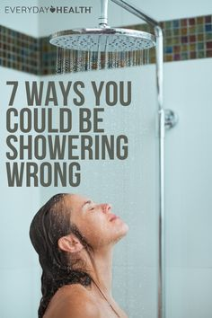 Here's what you should know about how long to shower, what soaps are best, and how often is best.