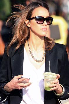 Jessica Alba's Sunglasses - PurseForum