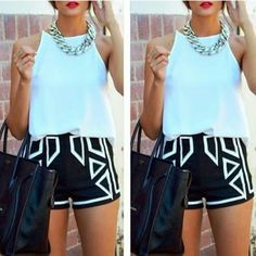 I love the short