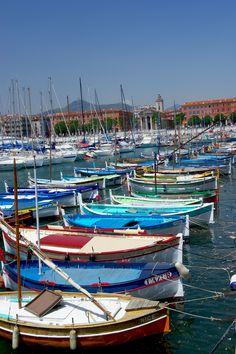 Port de Nice  #france #villes #nice #riviera