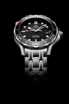 Omega watch, as worn in 007.