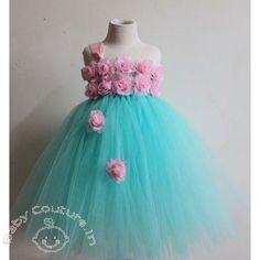 Rose & Mint Love Princess Tutu #Dress