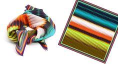 India Digitally Printed Silk Scarf
