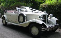 Beauford wedding car @Four Seasons Bridal