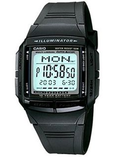9b3d6651a76 Ebay Herrenuhren Casio Collection Herren-Armbanduhr Digital Quarz  DB-36-1AVEF  EUR