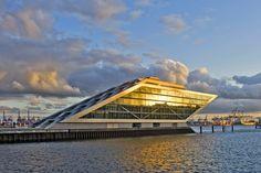 Dockland Office Building - Hamburg, Германия - 2005 - BRT Architekten