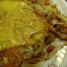 Waffle House Hash Browns Restaurant Recipe