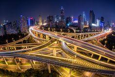 Shanghai Highway | Flickr