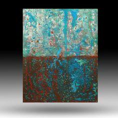 artcore quamquam 100x80 cm Acryl, MalplatteKeilrahmen  * norbert wendel  von artcore gallery auf DaWanda.com