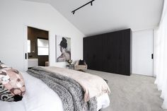 The Block, Master Suite, Master Bedroom, Exterior Design, Interior And Exterior, Natural Modern Interior, Future House, Georgia, Furniture
