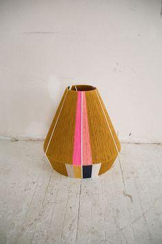 Ana Kraš - Bonbon edition III, Interior, Lantern, Home, Colour, Product, Thread