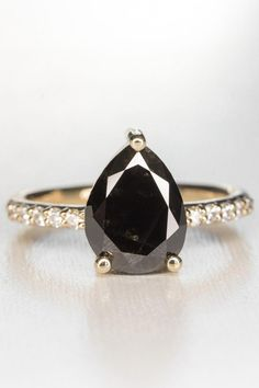 In producing your own wedding event ring you can individualize the design to fit your tastes and even consist of secret signs or messages to each other. Black Diamond Engagement, Gold Engagement Rings, Engagement Ring Settings, Wedding Rings, Halo Engagement, Carrie Bradshaw, Diamond Studs, Diamond Rings, Diamond Bracelets