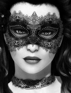 mask on We Heart It