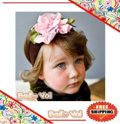 Flower BOW Headband Hair Clothing Accessories Girls Baby Infant Toddler Children   eBay http://www.ebay.com.au/sch/bellovoistore