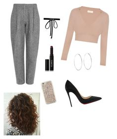 A fashion look from December 2016 featuring pink cropped hoodie, gray trousers and black pointy-toe pumps. Browse and shop related looks. Grey Trousers, Cropped Hoodie, Acne Studios, Christian Louboutin, Kate Spade, Fashion Looks, Pumps, Hoodies, Polyvore
